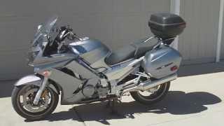 3. 2006 Yamaha FJR1300AE OVERVIEW