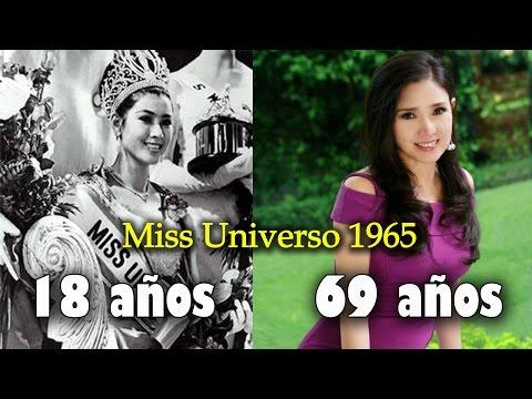 <p>En este vídeo hablo del supuesto misterio de la mujer que no envejece. Su nombre es Apasra Hongsakula, consiguió hacerse con el título de Miss Universo 1965 con 18 años, y en la actualidad con 69 años en el 2016, presenta un aspecto propio de una mujer de treinta años…</p>