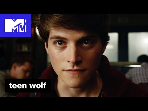 Teen Wolf 6.13 Clip 'Organisms Can Change'