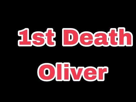 #1 Death Oliver