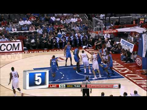 Blake Griffin%27s Top 10 Dunks of Nov.