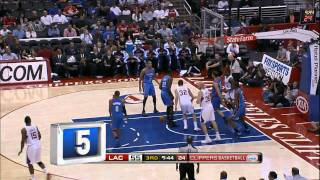 Blake Griffin's Top 10 Dunks of Nov.