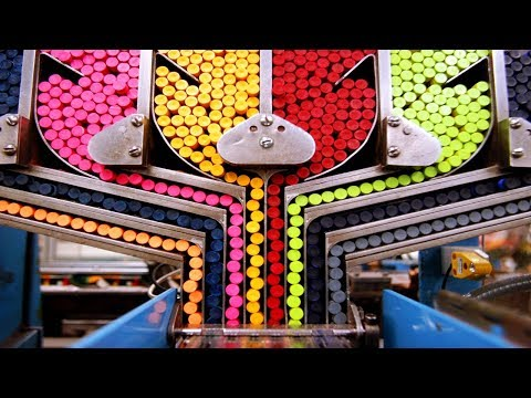 Most Amazing Production Processes and Machines ▶ QTechHD
