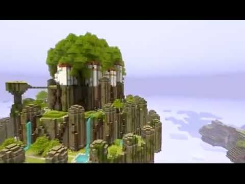 MinecraftLAPUTA - castle in the sky - (single)