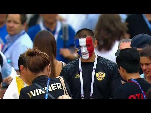 Fußball-WM in Russland: Der Rubel rollte - 1,5 Mrd. U ...