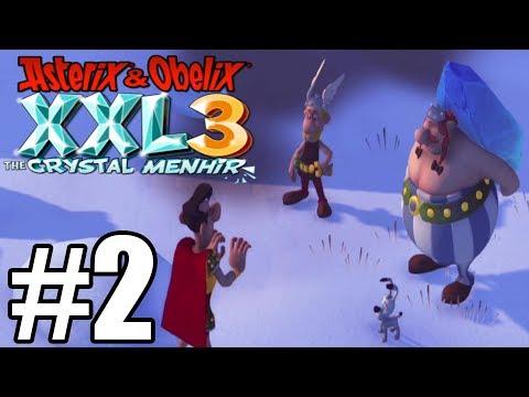 Asterix & Obelix XXL 3 Gameplay Walkthrough Part 2