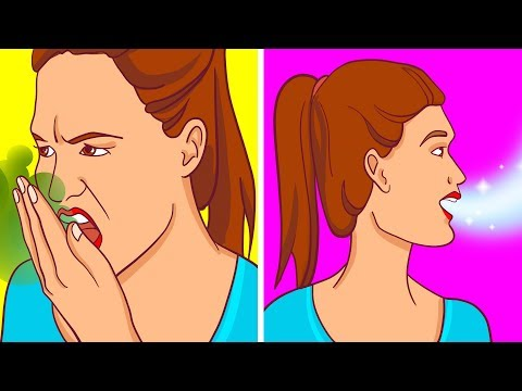 15 Easy Ways to Finally Get Rid of Bad Breath