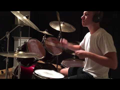 AJR - Burn The House Down | Drum Cover by Lerro Drumming (видео)
