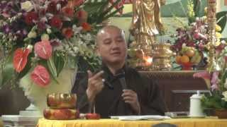 Be A Dharma Instrument - Thay. Thich Phap Hoa (June 20, 2015)