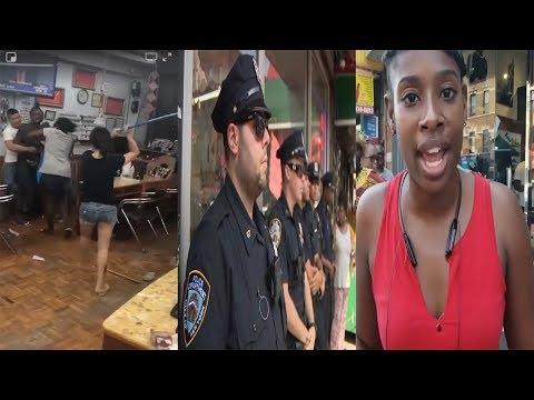 Red Apple Nail Salon Employees Bum Rush Black Customers Uncensored Report