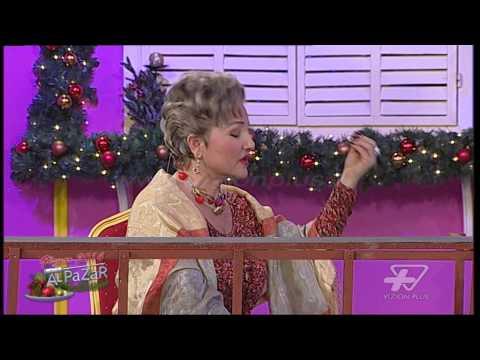 Rita Lati dhe Cekja - Al Pazar 1 Janar 2014 - Show Humor - Vizion Plus