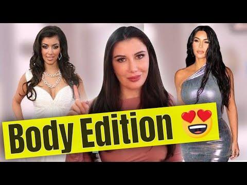 Kim Kardashian: Plastic Surgery (2000-2020) | Ep 2- Body
