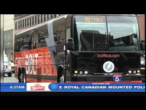 New Bus Service Offering Fares For Just $1 - May 2nd, 2012