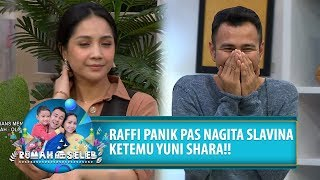 Download Video SUPER NGAKAK! Raffi Salting Ketemu Yuni Shara di Depan Nagita Slavina - Rumah Seleb (16/7) PART 5 MP3 3GP MP4