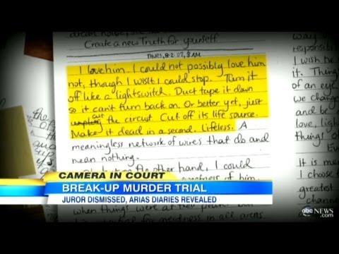 Jodi Arias' Journal Entry Shows Strong Motive To Kill Travis Alexander: