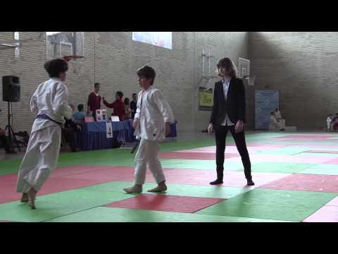 Judo 2ª Jornada JDN Alevín (2)