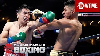 Nonton Santa Cruz Vs  Mares I  Recap   Showtime Championship Boxing Film Subtitle Indonesia Streaming Movie Download