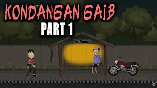 Video Kondangan Gaib part 1 - Animasi Horor Kartun Lucu - Warganet Life Official MP3, 3GP, MP4, WEBM, AVI, FLV April 2019