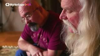 שני אחים למחצה נפגשו לאחר 51 שנים
