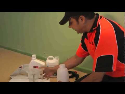 Dupont Altriset | How to Mix Termite Treatment Chemicals