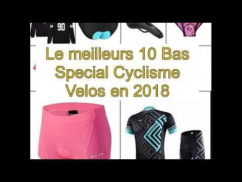 Le meilleurs 10 Bas Special Cyclisme Velos en 2018