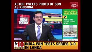 Nawazuddin Siddique tweeted a picture of his son dressed as Krishna and was trolled by social media members. About Channel:...