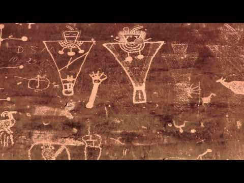 archeology - utah's rock art