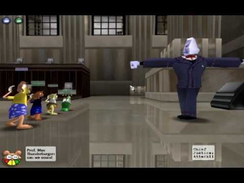 Toontown Full CJ Part 1