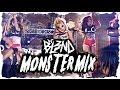 (MONSTER MIX) - DJ BL3ND [HD-AUDIO]