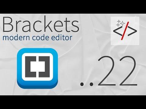 Brackets урок 22. Emmet - быстрый набор HTML и CSS (видео)