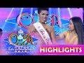 It's Showtime Miss Q & A: Carla Kaluluwa wins the Beks in ChukChak award