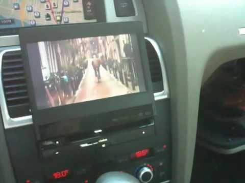 comment installer dvd plafonnier