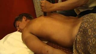 Hammer Massage At Bophut Massage Koh Samui Thailand