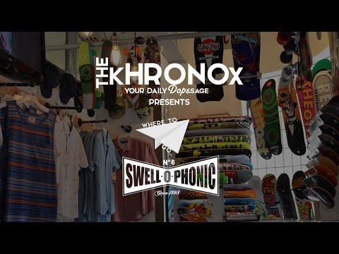 """The Khronox.com Presents: """"Where To Go"""""""