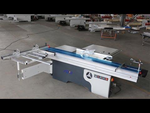 Sliding Table Saw MJ6132C High Quality Panel Saw
