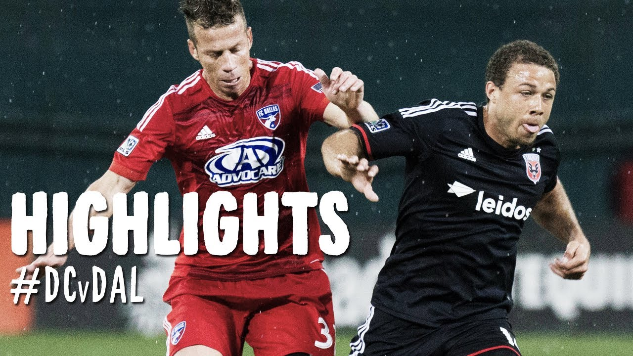 HIGHLIGHTS: D.C. United vs. FC Dallas | April 26, 2014
