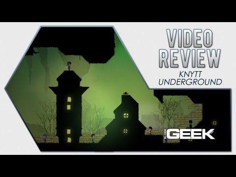 knytt underground pc review