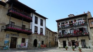 Santillana del Mar Spain  City new picture : From Santander to Santillana del Mar, Cantabria-SPAIN 2015