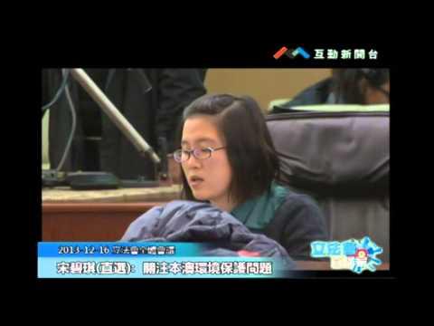 宋碧琪20131216立法會議