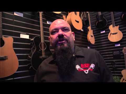 NAMM 2015 - ESP Acoustic Series