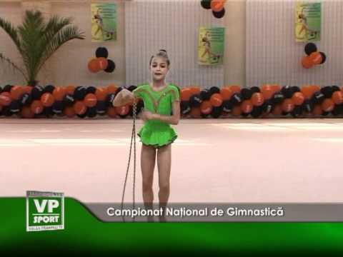 Campionat Naţional de Gimnastică