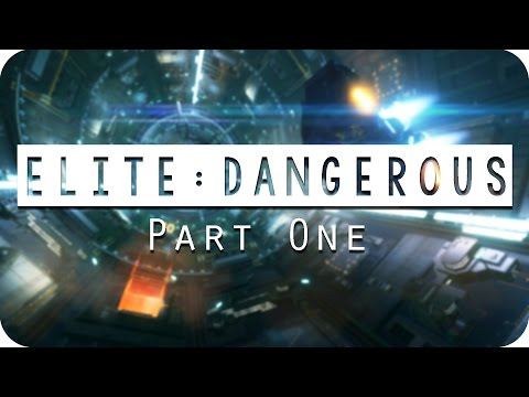 Elite: Dangerous Gameplay - #01 - Welcome To The Galaxy!