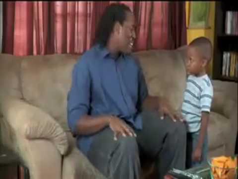 Kid Slaps Man For Dating His Mom & Eating His Doritos (SuperBowl XLIV)
