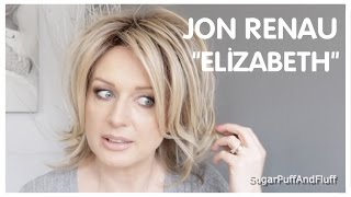 "Video Jon Renau ""Elizabeth"" Wig (12FS8 Shaded praline) Review MP3, 3GP, MP4, WEBM, AVI, FLV Juni 2018"