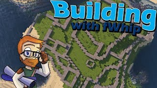 Building with fWhip :: Let's Plan a Castle! :: #55 Minecraft 1.12 Single Player Survival