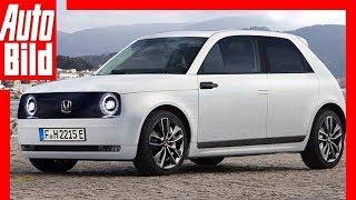 Zukunftsaussicht: Honda Urban EV (2020) Details / Erklärung by Auto Bild