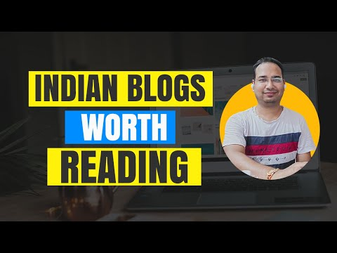 Watch 'Best Indian Blogs to Read from Indian Bloggers with their Income Report'