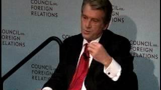 A Conversation With Viktor Yushchenko