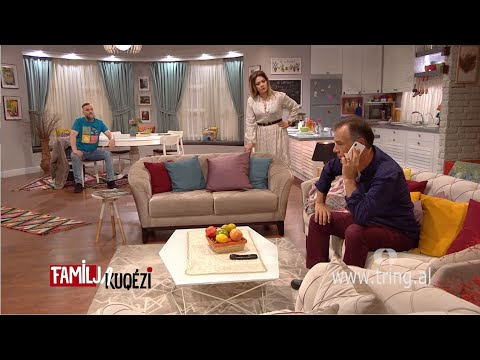 Familja Kuqezi - Episodi 19/  Sezoni 2 -  Keqbërësi i fjetur