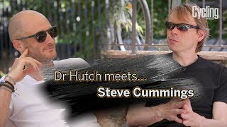 "Dr Hutch meets Stephen Philip ""Steve"" Cummings, an English racing cyclist who is currently competing in France on 2017 Tour de France in the colors of Dimension Data. Steve Cummings recently won British National Road Race Championships as well as National Time Trial Championships.Subscribe to Cycling Weekly here: https://www.youtube.com/user/CyclingWeekly1?sub_confirmation=1More at:Cycling Weekly: http://www.cyclingweekly.co.uk/Facebook: https://www.facebook.com/CyclingWeeklyInstagram: https://instagram.com/cyclingweeklymagazineGoogle+: https://plus.google.com/103552890268543091591/postsTwitter: http://twitter.com/cyclingweekly"